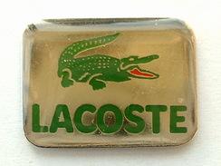 PIN'S  LACOSTE - CROCODILE - Marcas Registradas