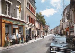 CPSM   LIZY Sur OURCQ 77  Rue Jean Jaurès - Lizy Sur Ourcq