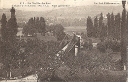 CPA Saint-Pierre Toirac Vue Générale - Otros Municipios