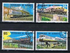 Djibouti Y/T 491 / 494 (0) - Djibouti (1977-...)