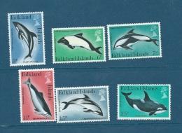 FALKLAND ISLAND 1980 YT N° 293 à 298 **  -  Cw 7603 - Falkland Islands