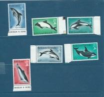 FALKLAND ISLAND 1980 YT N° 293 à 298 **  Bord De Feuille  -  Cw 7701 - Falkland Islands
