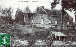 Cpa (08)  Chatel-chehery  - Le Chateau - Other Municipalities