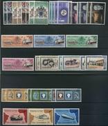 1965/9 Gambia, Lotto Serie Complete , Serie Completa Nuova (**) - Gambia (1965-...)