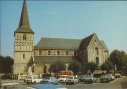 Grote Kaart Herent OLV Kerk - Herent