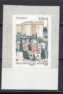 Villeneuve Lez Avignons, AUTO ADHESIF N°416, 2010 Neuf **   Grande Marge - Adhésifs (autocollants)