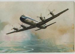 Airplane Flight Plane IL 18 Ilyushin MALÉV Hungarian Airlines Post Card Postkarte Karte Carte Postale 5679 POSTCARD - 1946-....: Moderne