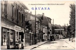 92 Avenue De Robinson à CHATENAY-MALABRY - Chatenay Malabry
