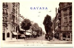 92 ISSY-les-MOULINEAUX - Boulevard Voltaire - Issy Les Moulineaux