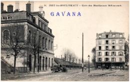 92 ISSY-les-MOULINEAUX - Gare Des Moulineaux Billancourt - Issy Les Moulineaux