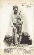 Cpa RUSSIE- Types De Russie Occidentale 1915 écrite Voyagée Voir Dos écriture - Russie