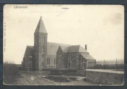 +++ CPA - LIBRAMONT - L'Eglise - Nels Série 119 N° 2   // - Libramont-Chevigny
