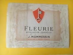 2738 -  Fleurie Mommessin - Beaujolais