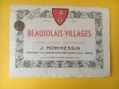 2740 -  Beaujolais Villages Mommessin - Beaujolais
