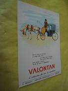VALONTAN - RECORDATI CORREGGIO - CARTOLINA PUBBLICITARIA ILLUSTRATA DEL 1954 - FARMACEUTICA - Publicidad
