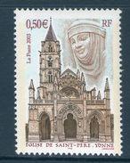 FRANCIA 2003 - EGLISSE DE SAINT PERE - YONNE - YVERT Nº 3586** - France