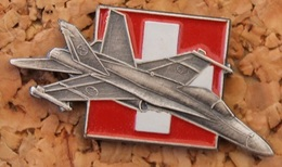 AVION MILITAIRE SUISSE - PLACE SWISS ARMY -     (13) - Vliegtuigen