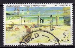 AUSTRALIEN 1984 - MiNr: 869 Gemälde Used - 1980-89 Elizabeth II