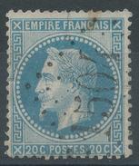 Lot N°33526   N°29, Oblit GC 1504 FEUQUIERES (58), Ind 7 - 1863-1870 Napoleon III With Laurels