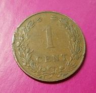 Netherlands 1 Cent 1904 - 1 Cent