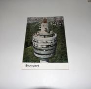 Ansichtskarte ---AK -Stuttgart-Fernsehturm- Ungelaufen - Stuttgart