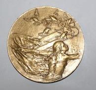 ITALIA, MEDAGLIONE DEL CONI, 1986, 20 ANNI SCUOLA DELLO SPORT - Giochi Olimpici