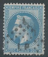 Lot N°33533   Variété/n°29, Oblit Losange LP Des Ambulant, Filet SUD - 1863-1870 Napoleone III Con Gli Allori