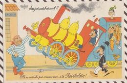 PUB PUBLICITE PRODUIT PHARMACEUTIQUE Illustrateur DUBOUT REVITALOSE SUPERCABURANT - Advertising