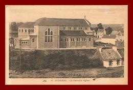 Dept 29  AUDIERNE - L'eglise  - édition Cap - Audierne