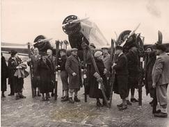 Aviation - Aviateur- Berlin Tempelhof - 1935 - Aviation Commerciale