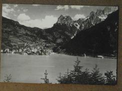 ALLEGHE - BELLUNO -IL LAGO   CON IL MONTE COLDAI-1952  --     BELLA - Italia