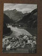 ALLEGHE - BELLUNO -IL LAGO  1954  --     BELLA - Italia