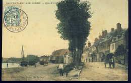 Ln58 Saint Valery Sur Somme Quai Toilee - Saint Valery Sur Somme