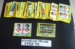 FIGURINE CALCIATORI PANINI 1998/99 Con Velina (190613) - Edizione Italiana