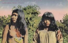 Panama Native Darien Indian Girls Nude Topless - Panama