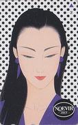 Télécarte Japon / 110-155658 - Cosmétiques NOEVIR / Femme Girl - Japan Cosmetics Cosmetic Phonecard Parfum Perfume - 197 - Parfum
