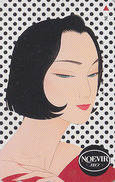 Télécarte Japon / 110-155660 - Cosmétiques NOEVIR / Femme Girl - Japan Cosmetics Cosmetic Phonecard Parfum Perfume - 199 - Parfum