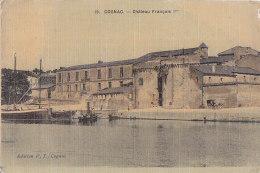 Bf - Cpa Toilée COGNAC - Château François Ier - Cognac