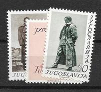 1952 MNH Joegoslavië, Postfris** - 1945-1992 Socialistische Federale Republiek Joegoslavië