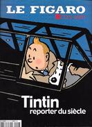 TINTIN Reporter Du Siècle --Le FIGARO Hors-série 2004--TBE - Livres, BD, Revues