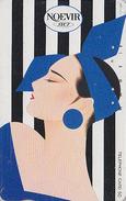 Télécarte Japon / 110-66858 - Cosmétiques NOEVIR / Femme Girl - Japan Cosmetics Cosmetic Phonecard Parfum Perfume - 200 - Parfum