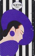 Télécarte Japon / 110-70977 - Cosmétiques NOEVIR / Femme Girl - Japan Cosmetics Cosmetic Phonecard Parfum Perfume - 201 - Perfume