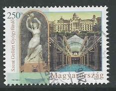 Hongarije, Yv 4459 Jaar 2011,  Gestempeld, Zie Scan - Oblitérés