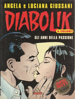 DIABOLIK  SUPER MITI -  MONDADORI  (130910) - Diabolik