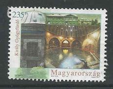 Hongarije, Yv 4472 Jaar 2012,  Gestempeld, Zie Scan - Oblitérés