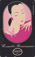 Télécarte Japon / 110-141631 - Cosmétiques NOEVIR / Femme Girl - Japan Cosmetics Cosmetic Phonecard Parfum Perfume - 207 - Parfum