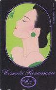Télécarte Japon / 110-141632 - Cosmétiques NOEVIR / Femme Girl - Japan Cosmetics Cosmetic Phonecard Parfum Perfume - 208 - Parfum