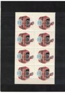 TONGA , ** , MNH , Mi.Nr.214  Dienstmarke  ( 8-er ) - Tonga (1970-...)