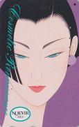 Télécarte Japon / 110-189104 - Cosmétiques NOEVIR / Femme Girl - Japan Cosmetics Cosmetic Phonecard Parfum Perfume - 209 - Perfume