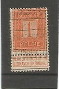 Preo 2183 C Tongeren 1913 Tongres - Precancels